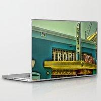 cinema Laptop & iPad Skins featuring Classic Cinema by AMKohls