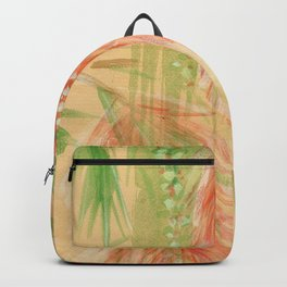 red weeping willow Backpack