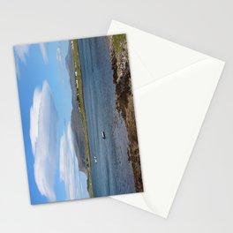 Lenticular Cloud near Bunessan, Isle of Mull, Scotland. Stationery Cards