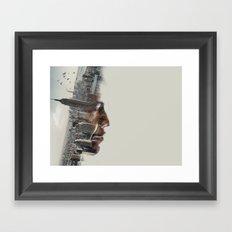 Visionary Framed Art Print