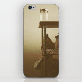 Mason #5 iPhone Skin