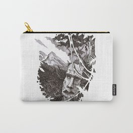 Jungle Ruins Carry-All Pouch