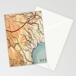 Bigger in Texas Stationery Cards