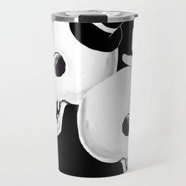 Dapper Skulls Travel Mug