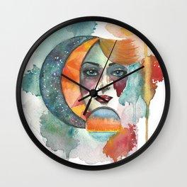 Circle of Fantasy Wall Clock
