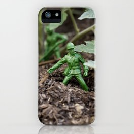 Army Dudes iPhone Case