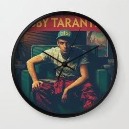 Bobby Tarantino Logic Wall Clock
