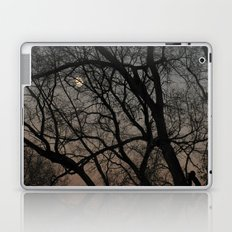 ghost moon Laptop & iPad Skin