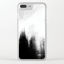 A Way Out Clear iPhone Case