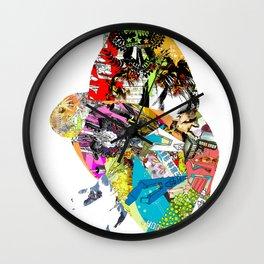 CutOuts - 1 Wall Clock