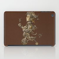 cycle iPad Cases featuring CYCLE by AMULET