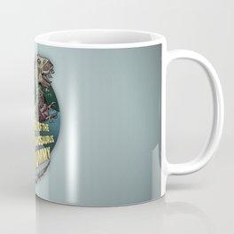 Curse of the Tyrannosaurus Mummy Coffee Mug