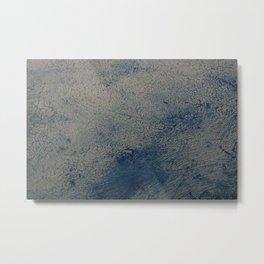 Expresion Metal Print