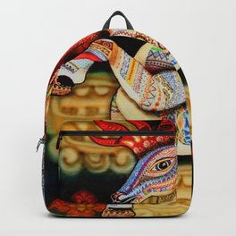 Pegasus Alebrije Backpack