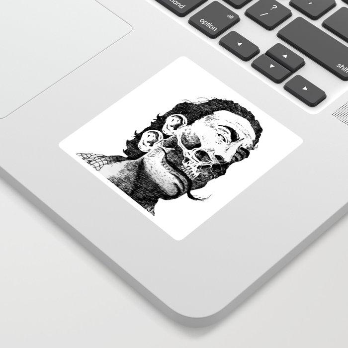 Avida Dollars Sticker