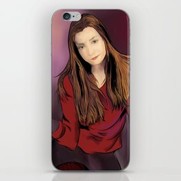 Willow Rosenberg iPhone Skin