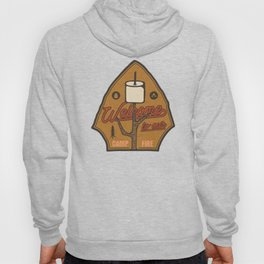 Welcome to our Camp Fire Hoody