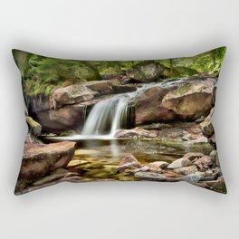 Summer Falls Rectangular Pillow