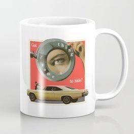 Got Something to Hide? Coffee Mug
