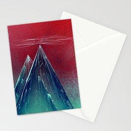 Glass Mass Stationery Cards