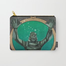 Creature From the Black Lagoon Nouveau Carry-All Pouch