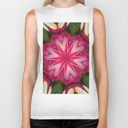 Hearts (from a lovely pink Anthurium flower) Biker Tank