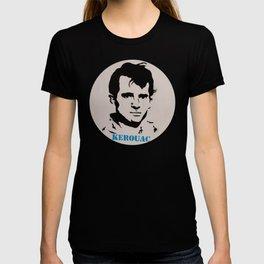Jack Kerouac Record Painting T-shirt