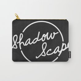 Shadow Scape Records DARK MINIMAL Carry-All Pouch