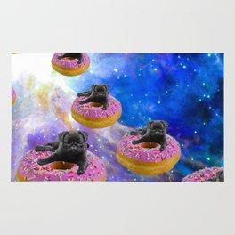 Pug Invasion Rug