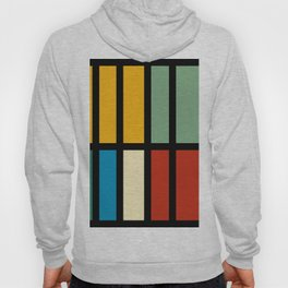 Abstract composition 23 Hoody