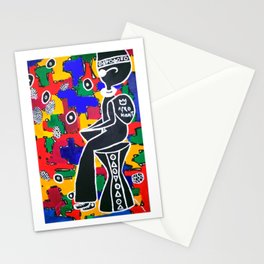 King Kofi the Afronaut Stationery Cards