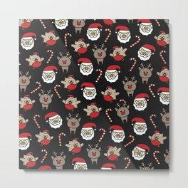 Christmas! Metal Print
