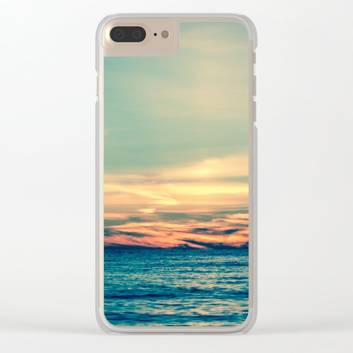I'm Already Gone Clear iPhone Case