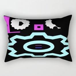 8888 by 6666 Rectangular Pillow