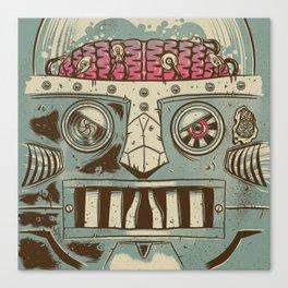 Domo Arigato Mr Roboto Canvas Print