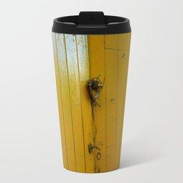 Yellow Door Travel Mug