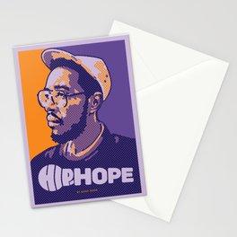 Mr.Oddisee ( HIP-HOPE Series ) Stationery Cards