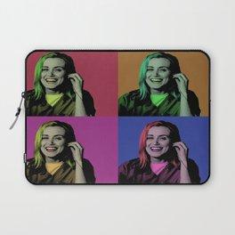 Piper Chapman Pop Art  Laptop Sleeve