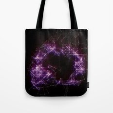 Artificial Constellation Tote Bag