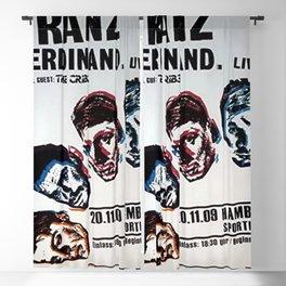 FRANZ FERDINAND IYENG 6 Blackout Curtain