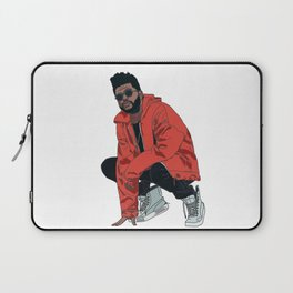 The Weeknd Laptop Sleeve
