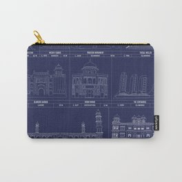 The Architecture of Pakistan Carry-All Pouch