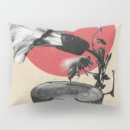 Gramophone Pillow Sham