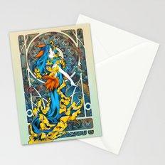 Sea Slug Stationery Cards