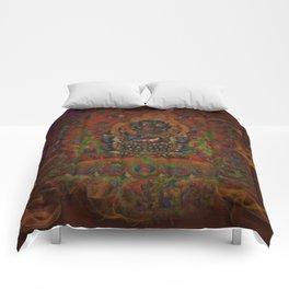 Mahakala Comforters