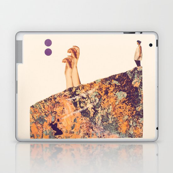 not if, but when Laptop & iPad Skin