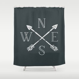 Encompass Shower Curtain