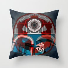 The Alliance Throw Pillow