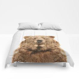 Bear European Comforters