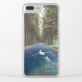 FORREST RIVER Clear iPhone Case